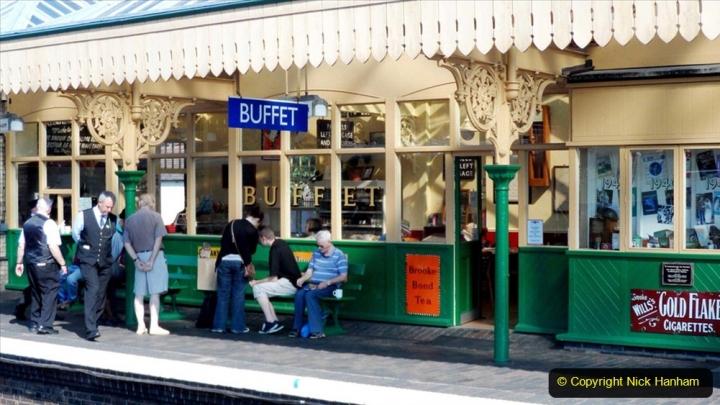 Railway Food. (65) 065