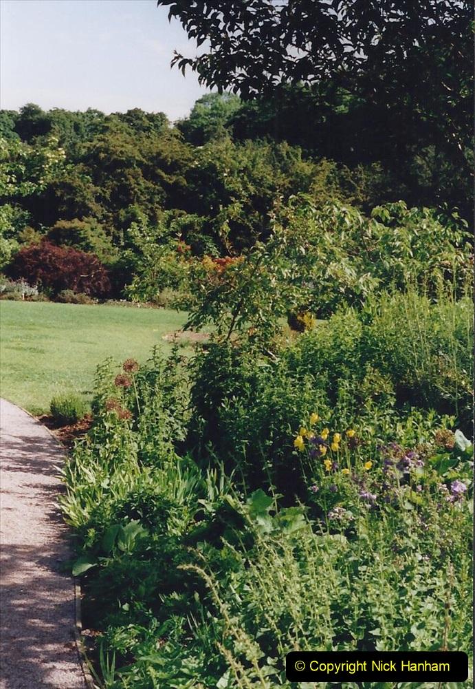 1999 June, Stamford - Burghley - Barnsdale. (122) Barnsdale. 122