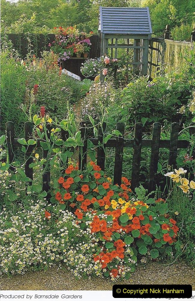 1999 June, Stamford - Burghley - Barnsdale. (129) Geoff Hamilton. 129