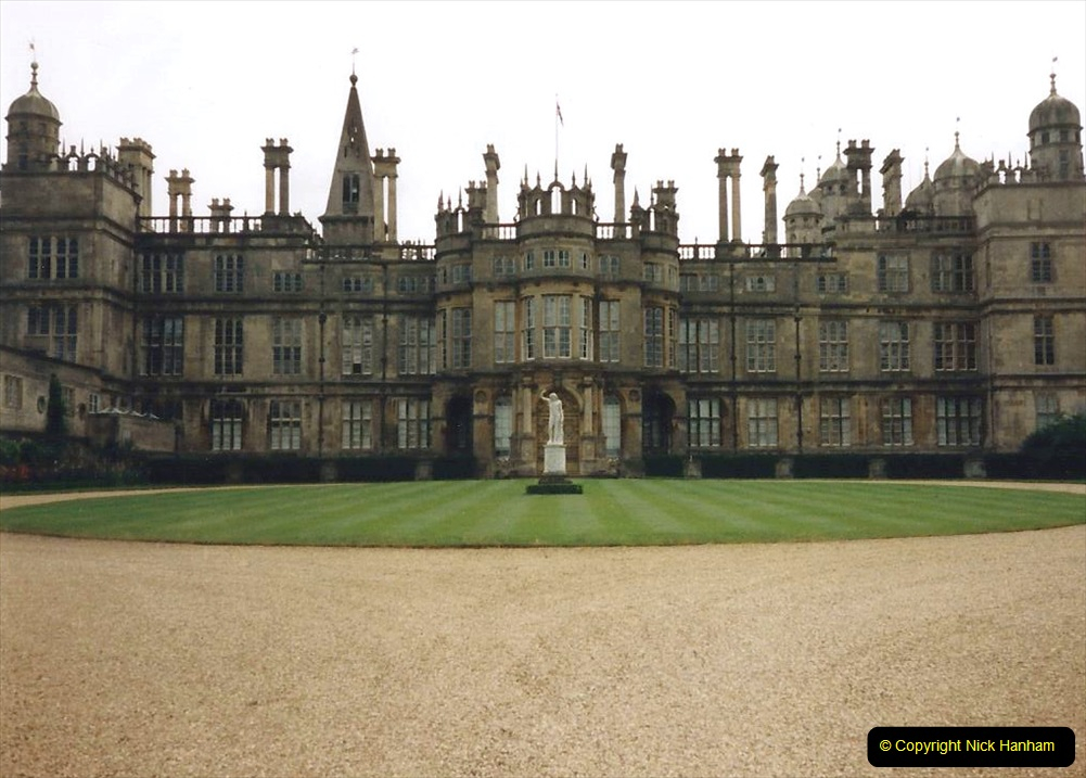 1999 June, Stamford - Burghley - Barnsdale. (16) Burghley House. 016