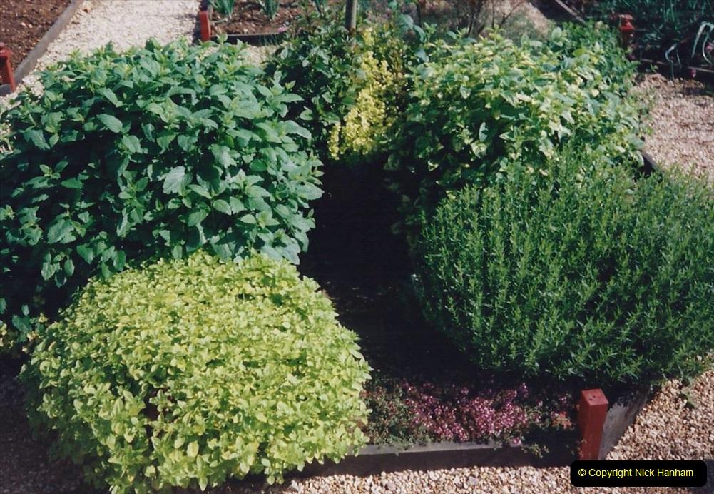 1999 June, Stamford - Burghley - Barnsdale. (57) Number 9 Garden. 057