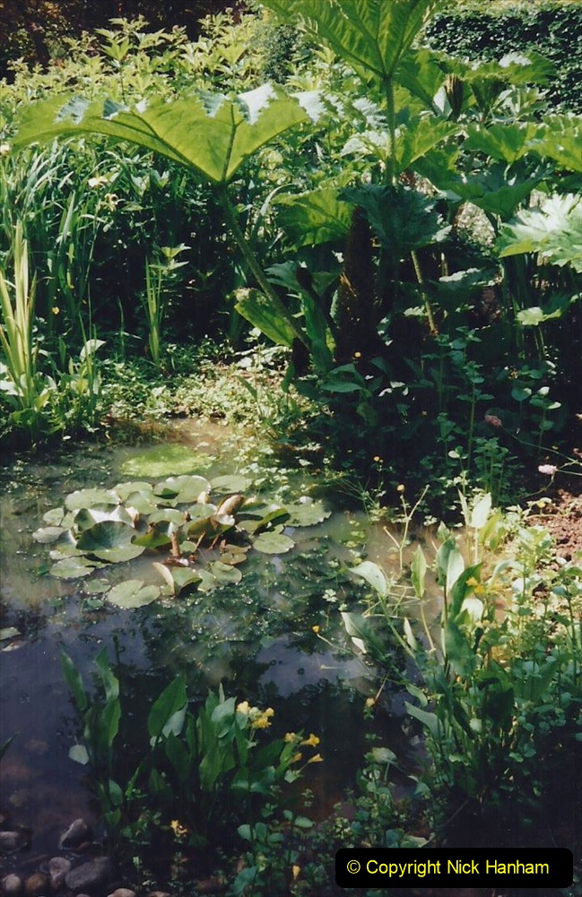 1999 June, Stamford - Burghley - Barnsdale. (99) Number 25 Woodland Garden. 099