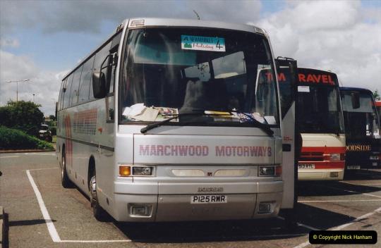 Retrospective 1999 - Stamford Burghley Barnsdale
