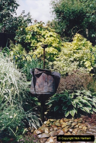 1999 June, Stamford - Burghley - Barnsdale. (103) Number 32 Reclaim Garden. 103