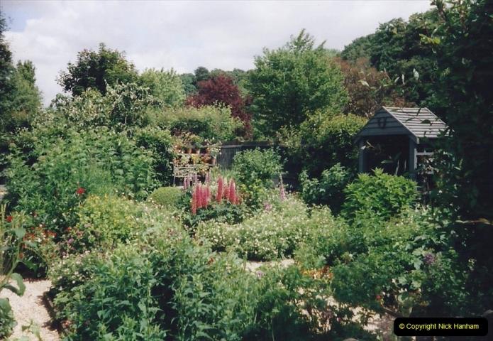 1999 June, Stamford - Burghley - Barnsdale. (108) Number 33 Artisan's Garden. 108