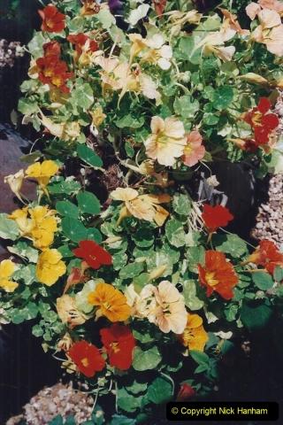 1999 June, Stamford - Burghley - Barnsdale. (112) Number 33 Artisan's Garden. 112