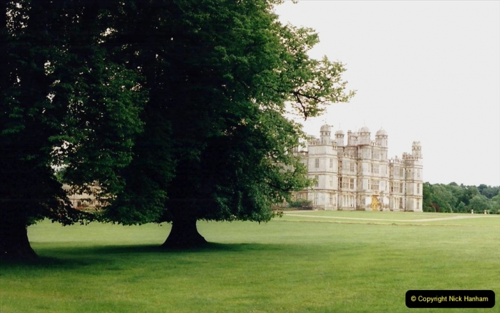 1999 June, Stamford - Burghley - Barnsdale. (24) Burghley House. 024