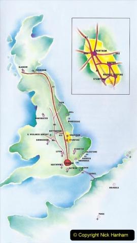 1999 June, Stamford - Burghley - Barnsdale. (3) Stamford. 003