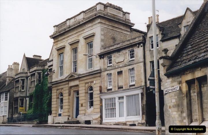 1999 June, Stamford - Burghley - Barnsdale. (4) Stamford. 004