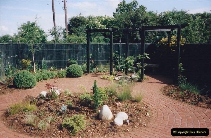 1999 June, Stamford - Burghley - Barnsdale. (48) A Plantsman Garden.048