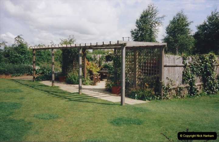 1999 June, Stamford - Burghley - Barnsdale. (62) Number 7 Garden by Adam Frost. 062