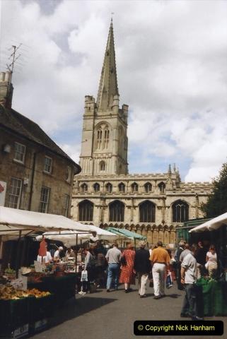 1999 June, Stamford - Burghley - Barnsdale. (8) Stamford. 008