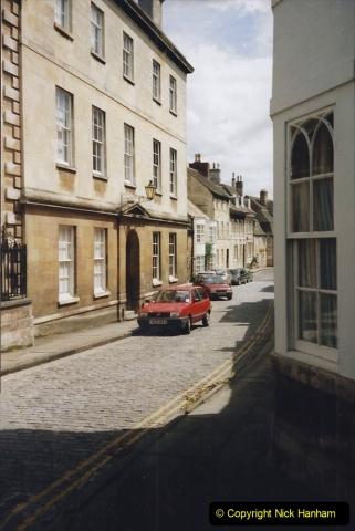 1999 June, Stamford - Burghley - Barnsdale. (9) Stamford. 009