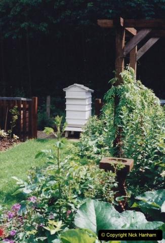1999 June, Stamford - Burghley - Barnsdale. (93) Number 24 Living Garden. 093