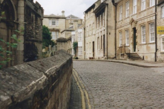 1999 June, Stamford - Burghley - Barnsdale. (10) Stamford. 010