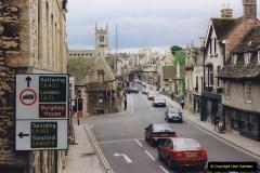 1999 June, Stamford - Burghley - Barnsdale. (14) Stamford. 014
