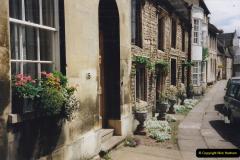 1999 June, Stamford - Burghley - Barnsdale. (5) Stamford. 005