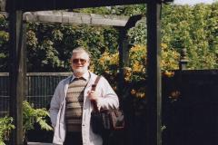 1999 June, Stamford - Burghley - Barnsdale. (53) Number 12 Garden.053