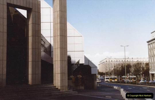 Retrospective 1990 - North West France