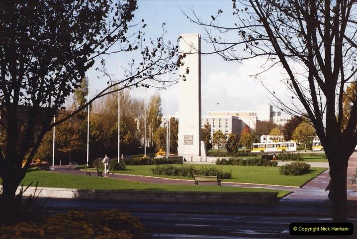 1990 October North West France. (2) Brest. 02