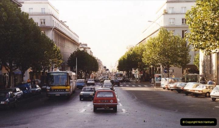 1990 October North West France. (5) Brest. 05