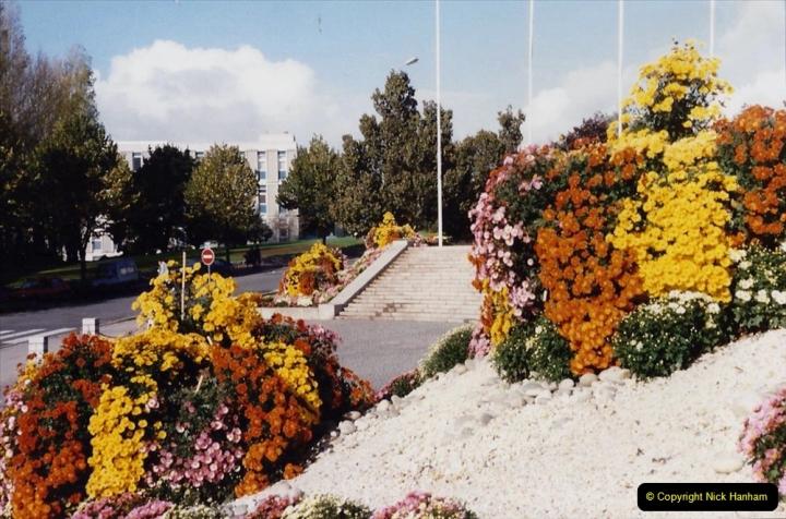 1990 October North West France. (7) Brest. 07