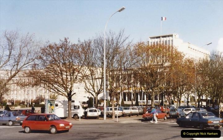 1990 October North West France. (8) Brest. 08