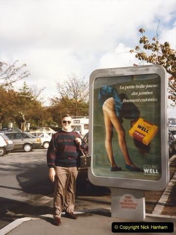 1990 October North West France. (9) Brest.09