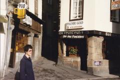 1990 October North West France. (16) Morlaix. 16