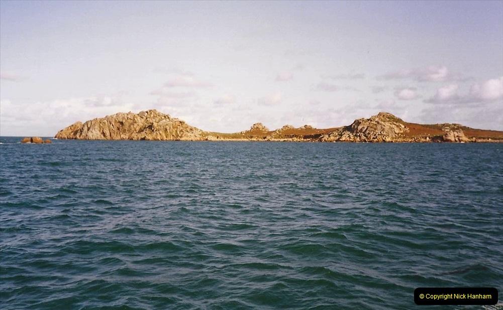 1991 Morlaix Area. (17) Costyal views. 18