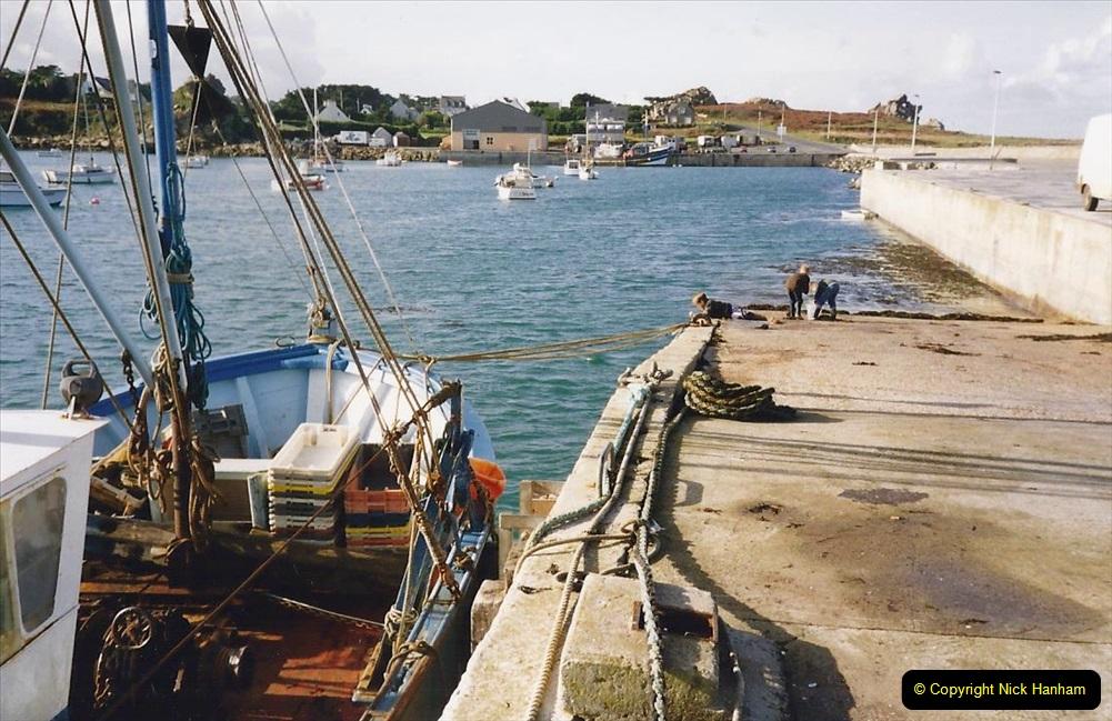 1991 Morlaix Area. (19) Costyal views. 20