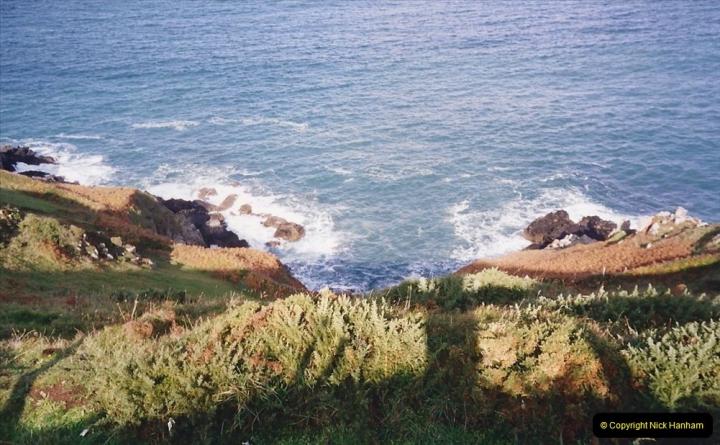 1991 Morlaix Area. (21) Costyal views. 22