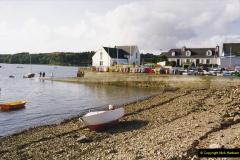 1991 Morlaix Area. (14) Costyal views. 15