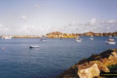 1991 Morlaix Area. (15) Costyal views. 16