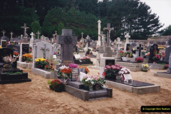 1991 Morlaix Area. (29) Toussaint Flowers. 29