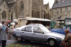 1991 Morlaix Area. (9) St. pol De Leon. 09