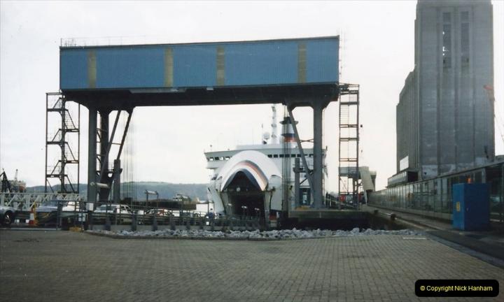 1992 France . (10) Plymouth - Morlaix Area - Plymouth. 05