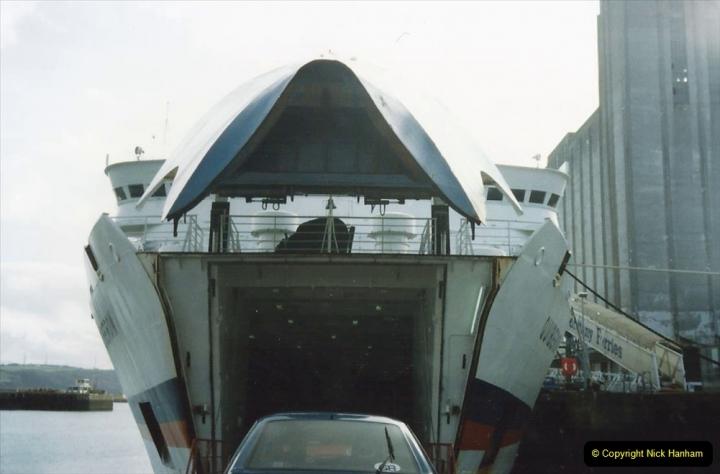 1992 France . (11) Plymouth - Morlaix Area - Plymouth. 06