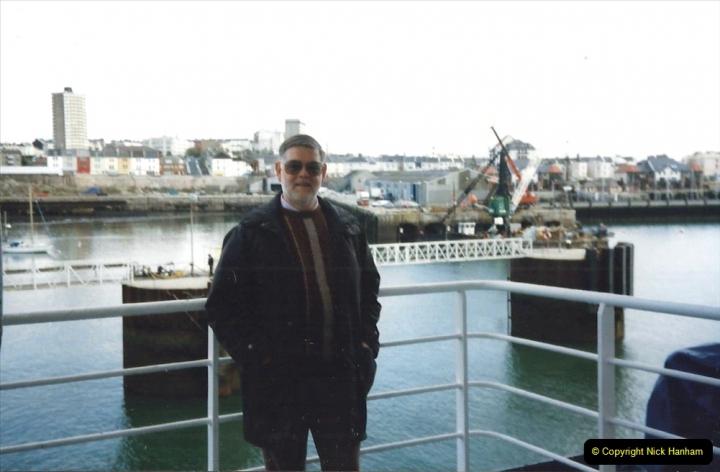 1992 France . (12) Plymouth - Morlaix Area - Plymouth. 07