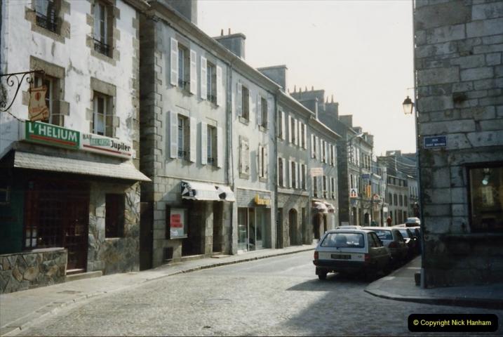 1992 France . (21) Plymouth - Morlaix Area - Plymouth. 16