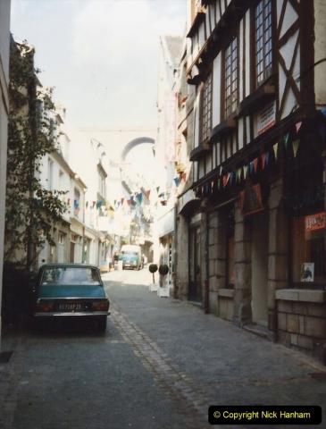 1992 France . (55) Plymouth - Morlaix Area - Plymouth. 50