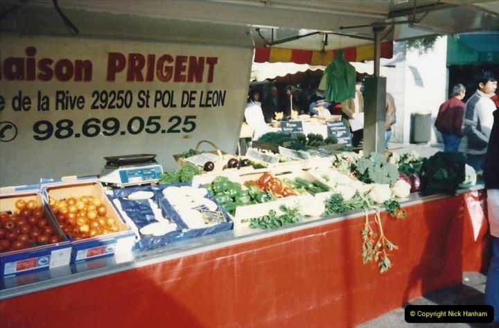 1992 France . (58) Plymouth - Morlaix Area - Plymouth. 53