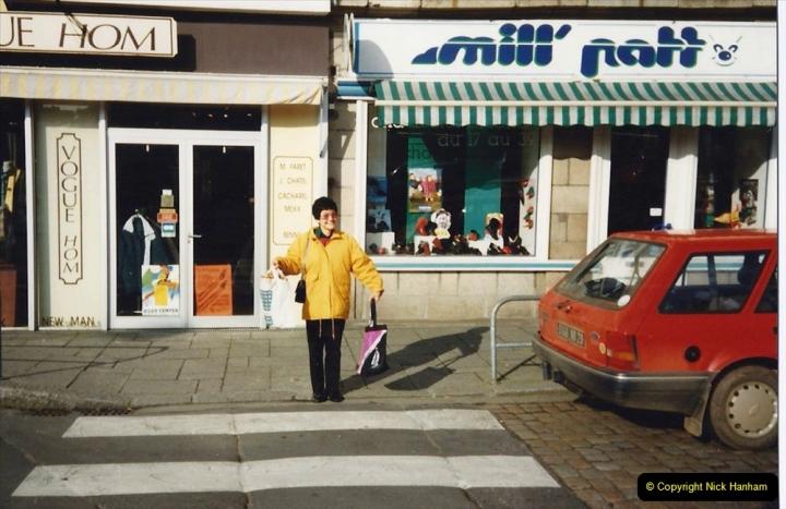 1992 France . (65) Plymouth - Morlaix Area - Plymouth. 60