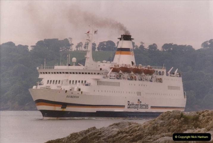 1992 France . (70) Plymouth - Morlaix Area - Plymouth. 65