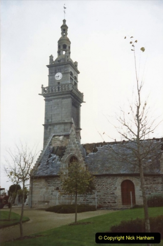 1992 France . (9) Plymouth - Morlaix Area - Plymouth. 04