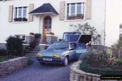 1992 France . (14) Plymouth - Morlaix Area - Plymouth. 09