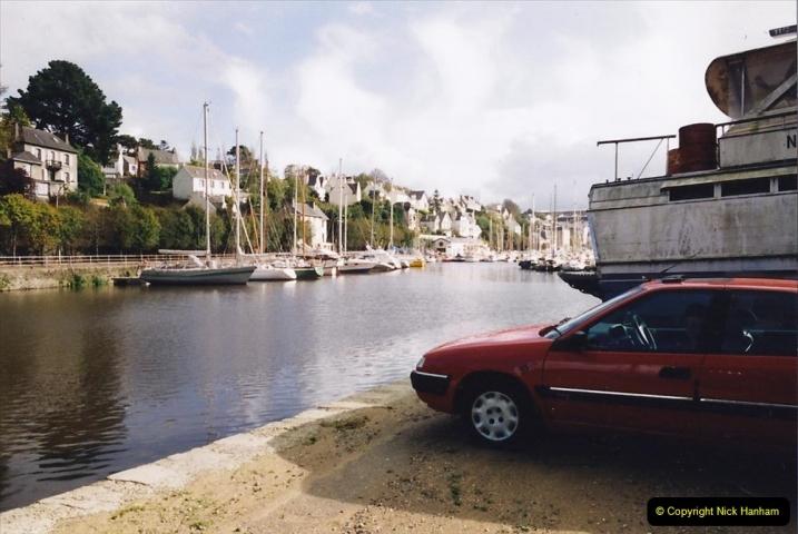 1994 France - October. (13) Morlaix. 13