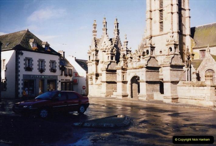 1994 France - October. (19) St. Thegonnec. 19