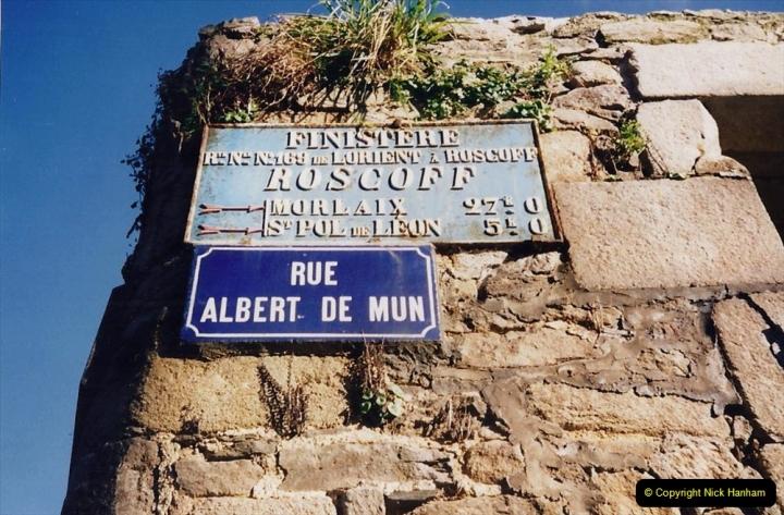 1994 France - October. (52) Roscoff. 53