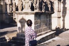 1994 France - October. (18) St. Thegonnec. 18